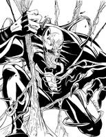 Webby Venom Inks by KileyBeecher