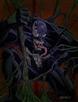 Spider-Man Rouges Gallery - Venom by KileyBeecher