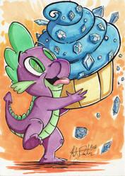 Favorite Things - Spike The Dragon by KileyBeecher