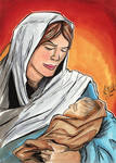 Favorite Things - Birth of the Savior by KileyBeecher
