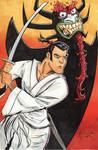 Samurai Jack by KileyBeecher
