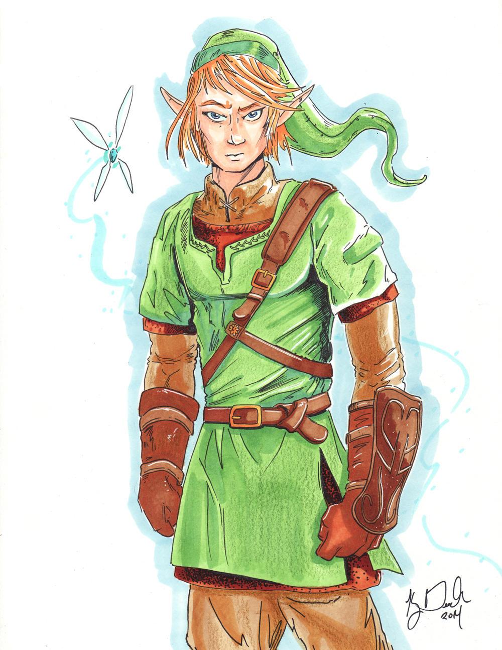 Link by KileyBeecher