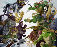 Clash of the Clans by KileyBeecher