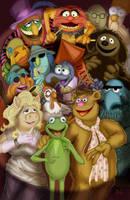The Muppets by KileyBeecher