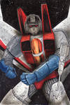 Starscream by KileyBeecher
