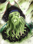 Davy Jones by KileyBeecher
