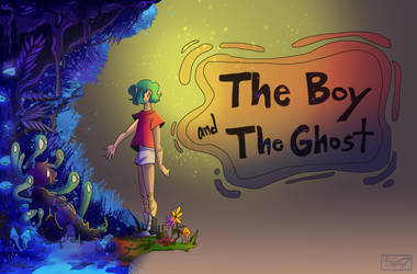 The Boy and the Ghost by Muramasa-nii