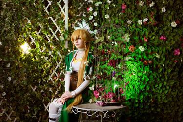 Sword Art Online- Lyfa ( cosplay ) by Agi-Wanijima