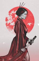 Geisha by Endiasalfa