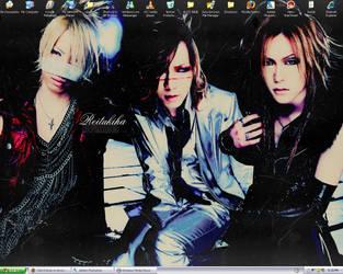 NewReitukiha DesktopScreenshot by Chibi-Reituki