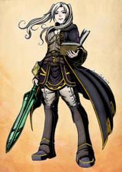 Female Robin by Cyanur0