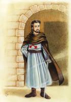 Ignatius Benedictus -commission- by Lord-Giovanni