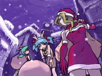 Merry Christmas 2007 by perapera