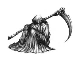 Reaper by perapera