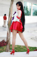 Sailor Mars II by RinaMx