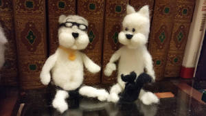 Ray Smuckles, Roast Beef and Todd from Achewood by feltgood