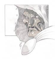Doctor Doom by Kendal14