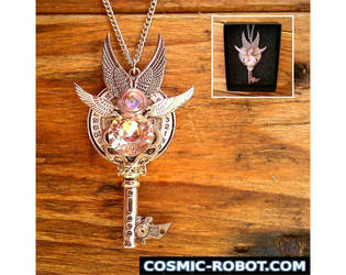 Keyblade of the Angel by Henri-1