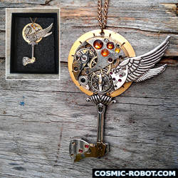the Keyblade of the Sun God by Henri-1