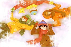SNOW by kyuubikun