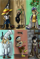 OP Bookmarks - Future Dreams by dragonsong12
