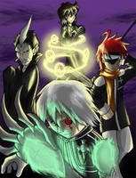 Exorcists by dragonsong12
