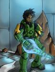 RvB: Agent Nevada by dragonsong12