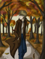 Fall Reflections by dragonsong12