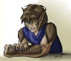 Tren-an character shot by dragonsong12