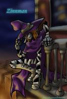 Zinnman - Treasure Hunters by dragonsong12