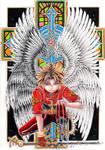 Angel Serafin by hiru-miyamoto