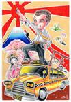 Caldeirao do Huck-Vou de Taxi by hiru-miyamoto