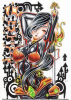Comission - SF Girl by hiru-miyamoto