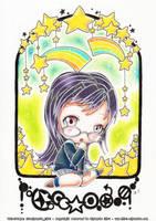 Comission - School Girl by hiru-miyamoto