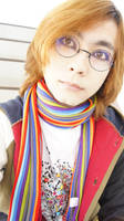 New glasses Hiru - 001 by hiru-miyamoto