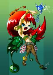 Fairy - CG by hiru-miyamoto