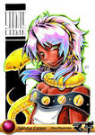 Magi Collab - Sphintus Carmen by hiru-miyamoto
