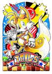 Collab - Tails by hiru-miyamoto