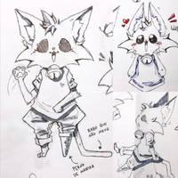Cat pirate by hiru-miyamoto