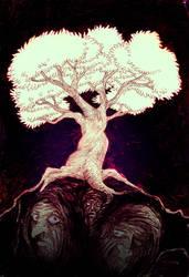 Spirit Night by Okashy