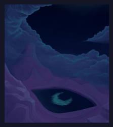 Lunar Spy by Okashy