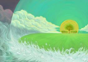 Sol Invictus by Okashy