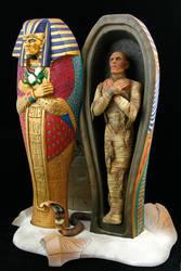 The Mummy by AvitusDesigns