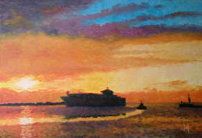 Sunset feeling by Markkus76