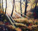Golden forest by Markkus76