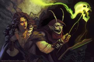 Deep Magic: New Incantations by marcel-mercado