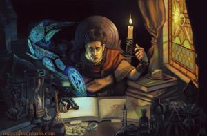 Deep Magic: New Magic by marcel-mercado