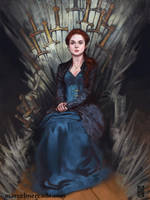Sansa GOT by marcel-mercado