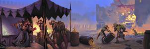 Midgard - Dragon Empire by marcel-mercado