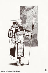 War Chief by marcel-mercado